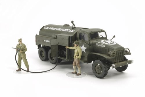 1/48 US AIRFIELD FUEL TRUCK 2.5T 6 X 6