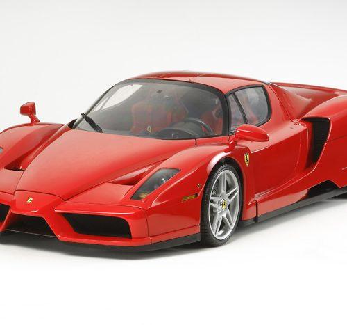 Enzo Ferrari 112 Modelsport Distribusjon