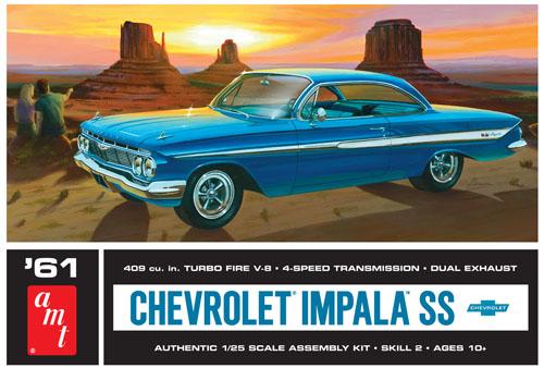 AMT1013-12 1961 Impala SS Pkg2