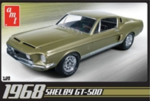 1968 SHELBY GT500 1:25 (AMT634)