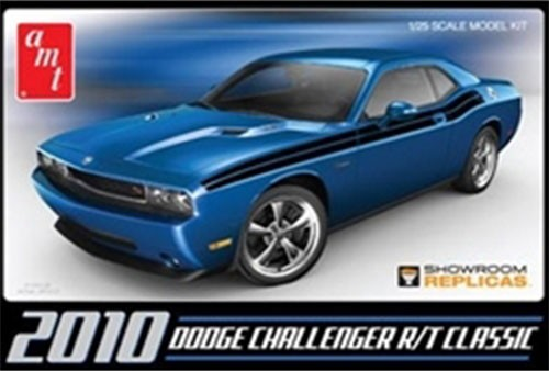 2010 DODGE CHALLENGER R/T CLASSIC 1:25 (AMT671)