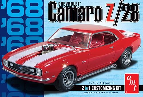 1968 CAMARO Z/28 1:25 (AMT868)
