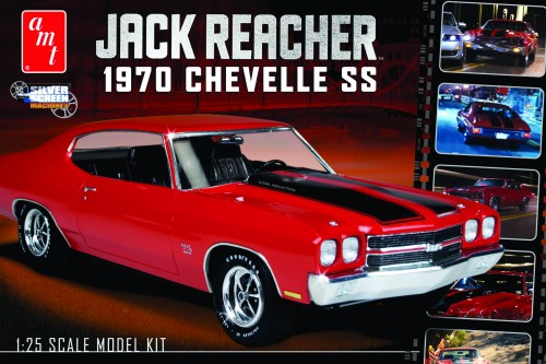 JACK REACHERS 1970 CHEVY CHEVELLE SS (AMT871)