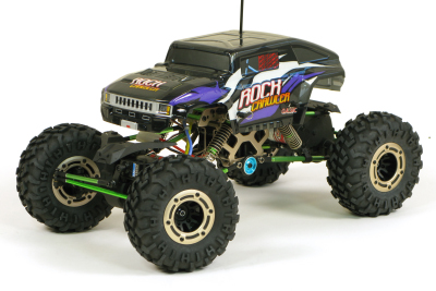 1:10 EP RTR ROCKFIGHTER ROCK CRAWLER (HBX)