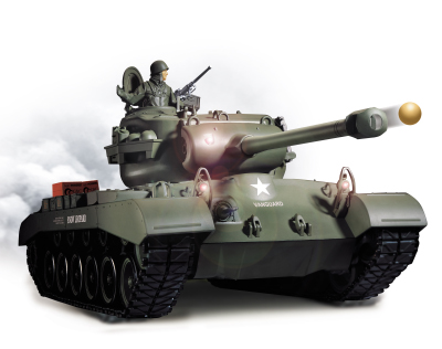 M26 SNOW LEOPARD TANK GREEN WITH 6MM SHOOTER