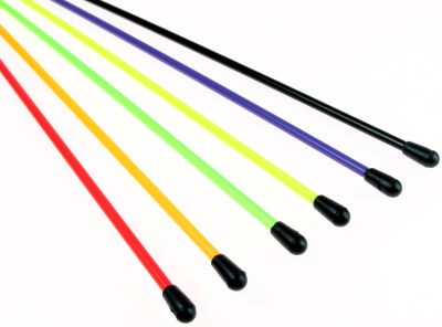 ANTENNA PIPE STD (6 ASSTD COLOURS)