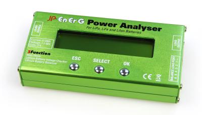 JP ENERG POWER ANALYSER - LIPO LIFE LIION