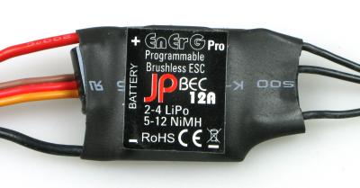 ENERG PRO 12 BEC ESC (12A) (2-4 CELLS)