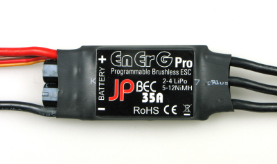 ENERG PRO 35 BEC ESC (35A) (2-4 CELLS)