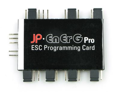 ENERG PRO ESC PROGRAM CARD