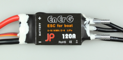 ENERG PRO MARINE 120 SBEC ESC(120A)(W/COOLED)