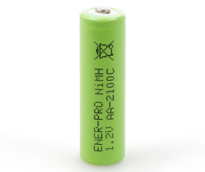 ENERG-PRO NIMH 1.2V AA-2100C CONSUMER