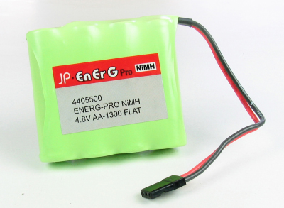 ENERG-PRO NIMH 4.8V AA-1300 FLAT