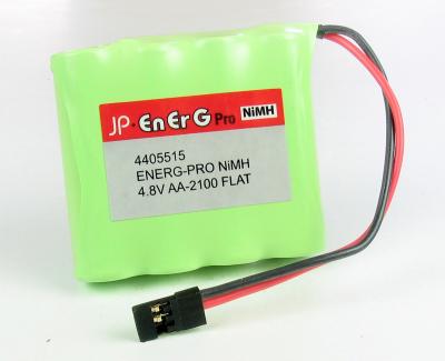 ENERG-PRO NIMH 4.8V AA-2100 FLAT