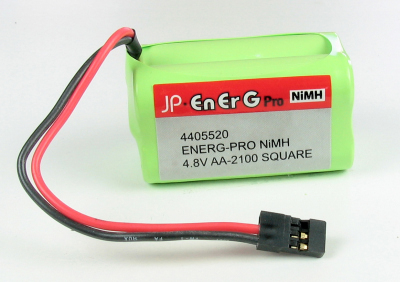 ENERG-PRO NIMH 4.8V AA-2100 SQUARE