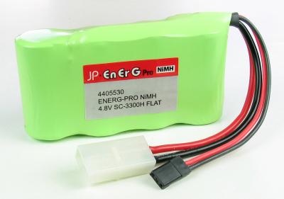 ENERG-PRO NIMH 4.8V SC-3300H FLAT