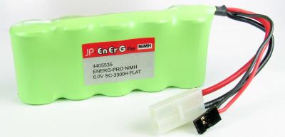 ENERG-PRO NIMH 6.0V SC-3300H FLAT