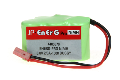 ENERG-PRO NIMH 6.0V 2/3A-1500 BUGGY