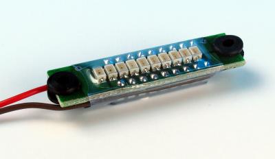 JP NIMH BATTERY CHECKER 4-7 CELL (4.8V-8.4V)