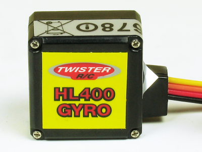 TWISTER HL-400 HEADING HOLD GYRO