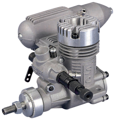 SC12A AERO RC ABC ENGINE