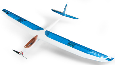 JP PRETTY (ARF GLIDER) INC B/LESS MOTOR/ESC