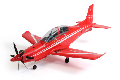 ESCALE PC-21 (R/C-READY) EXC.TX/RX/CHARGER