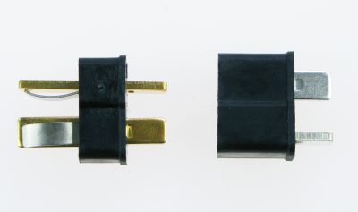 MINI T-STYLE POLARIZED CONNECTOR (PAIR)