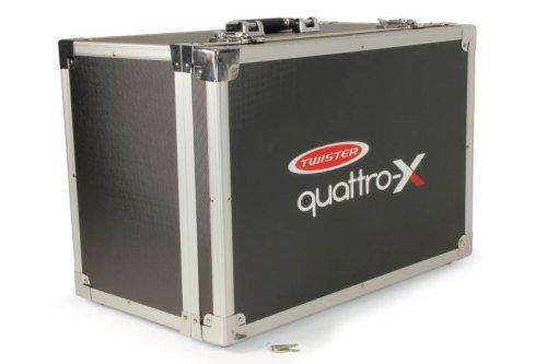 ALUMINIUM QUATTRO-X STORAGE CASE