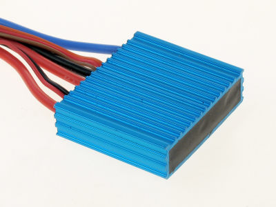 MARINE BRUSHED SPEED/CONTROL (50A)(W/REVERSE)