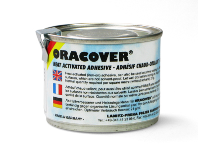 ORACOVER ADHESIVE (HEAT ACTIVATED)(0960)100ML