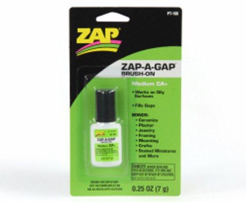 PT100 ZAP-A-GAP CA+ BRUSH ON 1/4 OZ