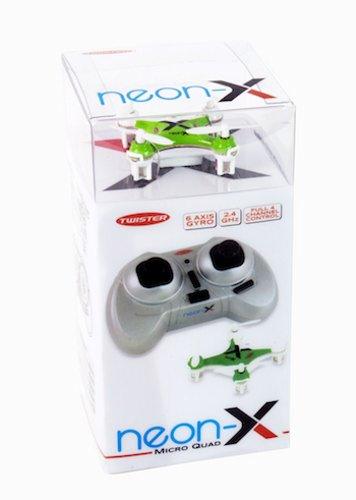 NEON-X QUADCOPTER (ORANGE)