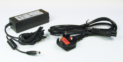 TWISTER 3D STORM AC POWER SUPPLY (UK)