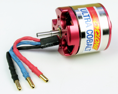 TWISTER 3D STORM CYCLONE 440T BRUSHLESS MOTOR