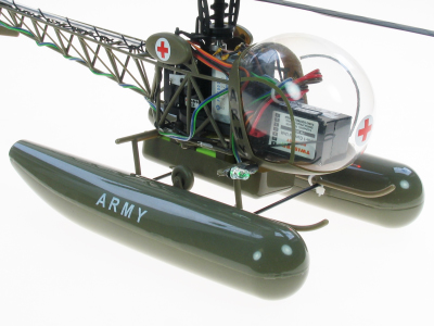 TWISTER MEDEVAC FLOAT SET ARMY GREEN (OPTION)