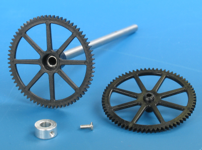TWISTER CIVIL OUTER SHAFT & MAIN GEARS