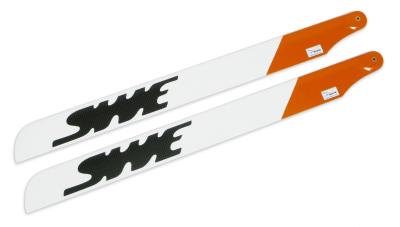 SWE 550DC CARBON FIBRE M/ROTOR BLADES (550MM)