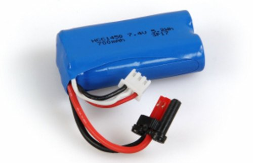 ATOMIC FLASH BATTERY LI-PO 7.4V / 700mAh  (1)