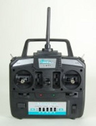 6HPA 6 CH TRANSMITTER FOR GAMMA P51D