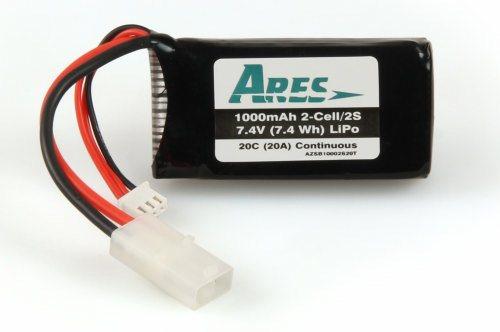 AZSB10002S20T 1000mAh 7.4V 20C BATTERY(GAMMA)