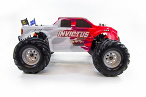 INVICTUS 10MT 4X4 MONSTER TRUCK