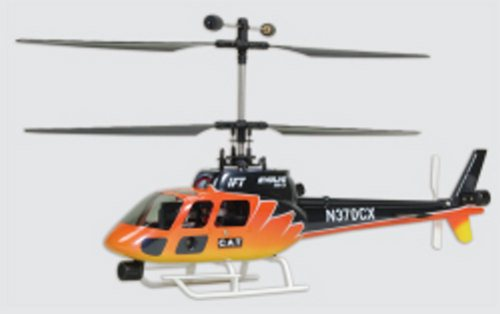 IFT EVOLVE 300CX (C.A.T) RTF HELICOPTER