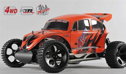 OFF-ROAD BEETLE WB 535, 4WD, RTR, COLOURED BODY