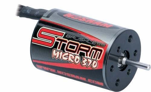 STORM EVO. MICRO 370 BL MODIFIED 7T/6900KV