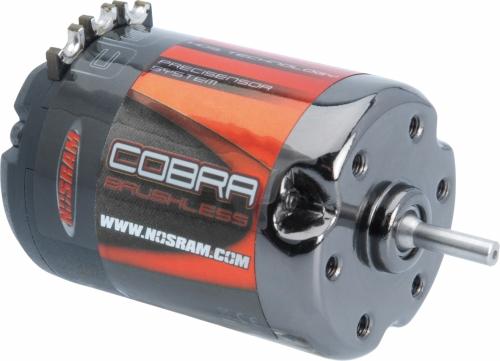 COBRA BRUSHLESS MOTOR 6.5T