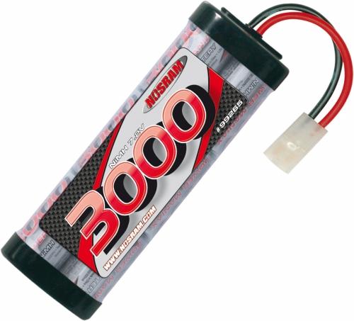 POWER PACK 3000 - 7.2V - 6-CELL
