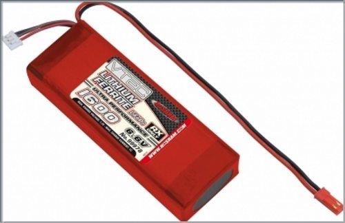 VTEC LIFEPO RX-PACK 1600 6.6V - STRAIGHT
