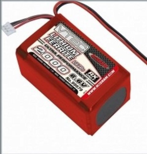 VTEC LIFEPO RX-PACK 2000 6.6V - HUMP
