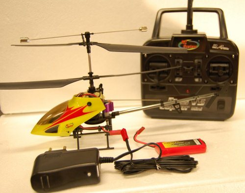 RCS EASYCOPTER V5 YELLOW
